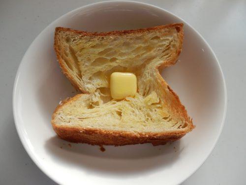 バター乗せも実食